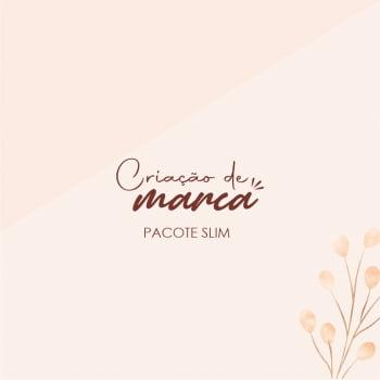 CRIAÇÃO DE MARCA | PACOTE SLIM